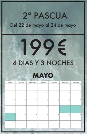 calendario surfcamp segunda pascua